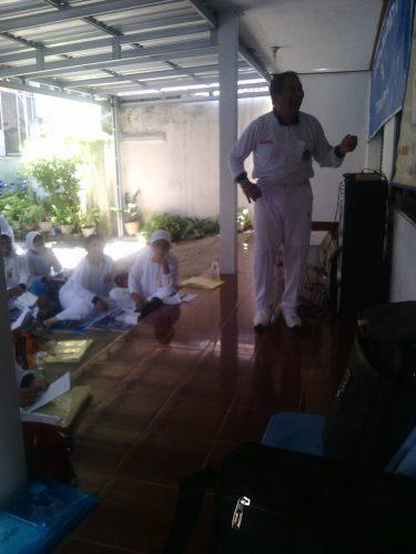 Pelatihan Senam Sehat Indonesia (Karang Werda Bimoseno Kartoharjo)