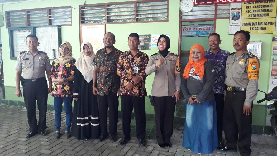 Koordinasi Keamanan dan Ketertiban di Wilayah Kelurahan Kartoharjo